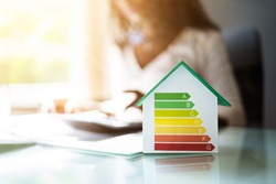 Energy Efficient House Calculator. Insulation Rate Audit