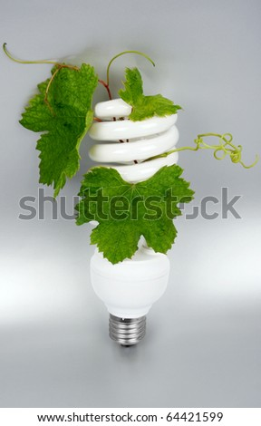 Energy saving concept
