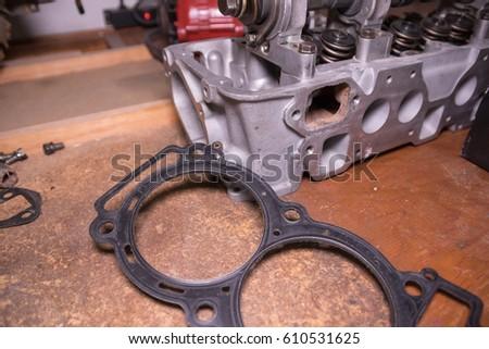 engine head gasket #610531625