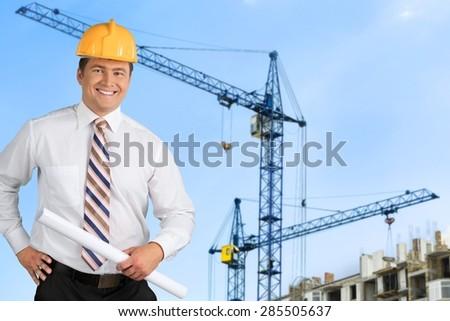 Engineer, Construction Worker, Construction.