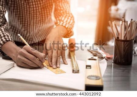 engineer of architect starting...