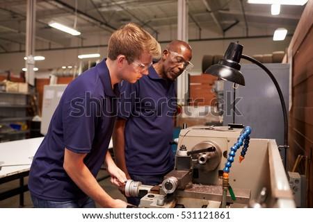 machine maker apprentice instructions