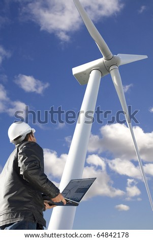 engineer windturbine