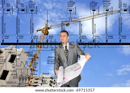 Engineering designing of residential buildings and office premises is carried out by high quality experts