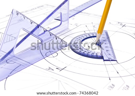 Engineering drawing equipment