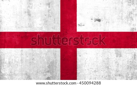 england country flag with...