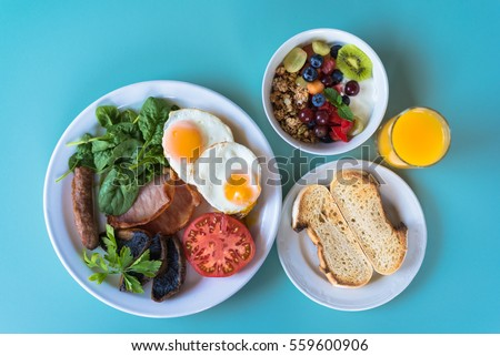 English Breakfast #559600906