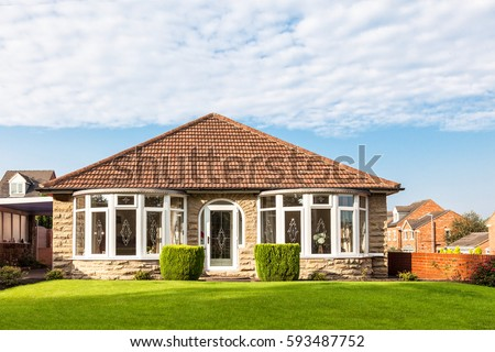 Photo of English bungalow