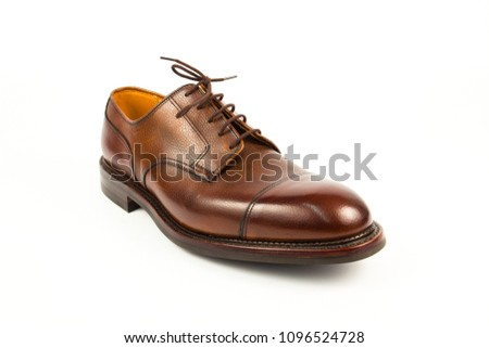 English classic shoes