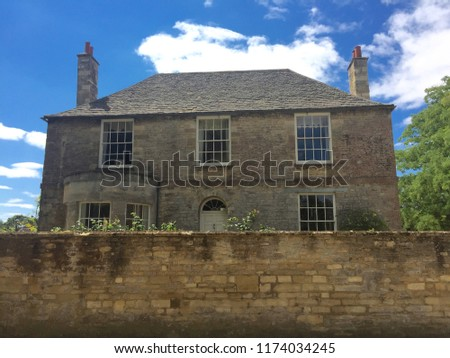 English Country House #1174034245