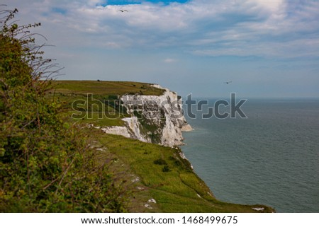 English countryside - around Dover