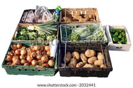 English farm produce for sale