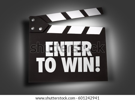 Enter to Win #601242941
