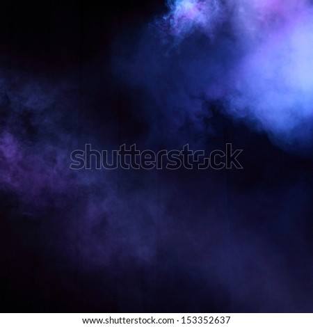 Entertainment concert lighting/Purple and blue decoration of concert lighting #153352637
