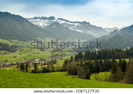 Entlebuch, first biosphere reserve in Switzerland