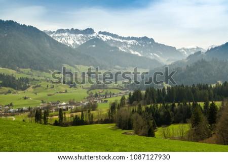 Entlebuch, first biosphere reserve in Switzerland