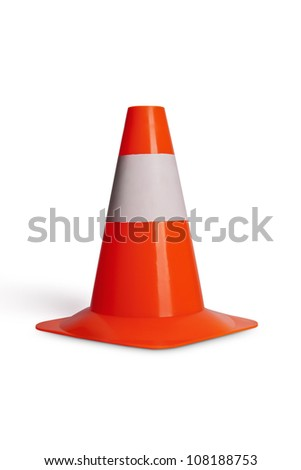 Entrance barrier cone