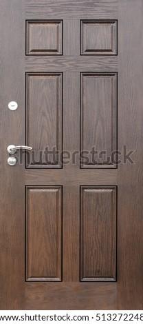 Entrance door (metal door) #513272248