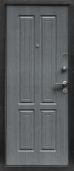Entrance door (metal door, concept)