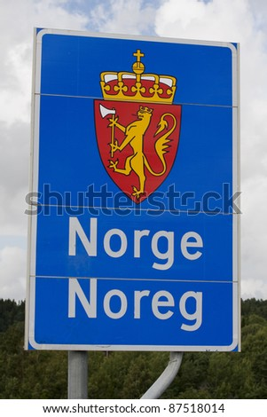 Entrance of Norway