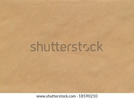 Envelope brown paper background texture