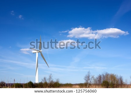 Environment Above All - stock photo