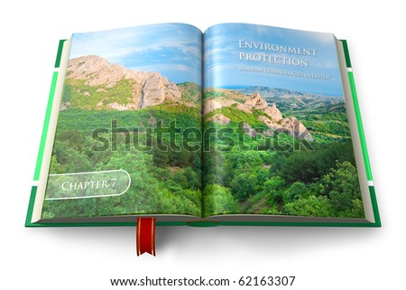 Environment protection book