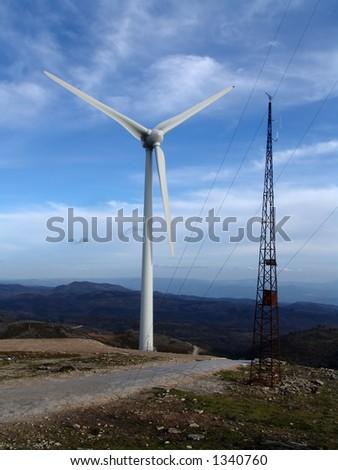 eolic electricity