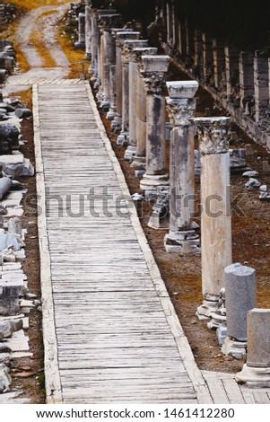 Ephesus ancient city ancient theater