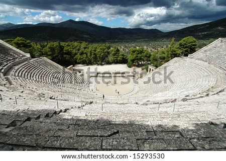Epidaurus Amphitheater (Greece)