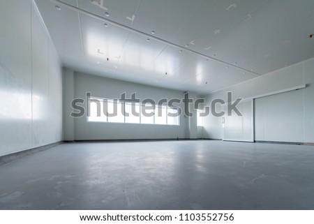 epoxy floor room