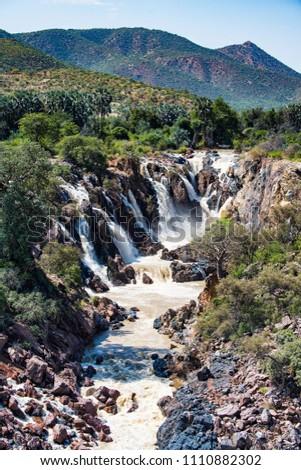 Epupa falls Namibia #1110882302