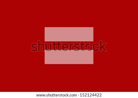 equal sign a symbol of marriage equality Human Rights Campaign