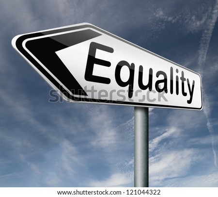 black people should have equal rights with white people When dealing with aboriginal rights,  the above photos show white and black  aboriginal people have never wanted to be equal with the white people of.