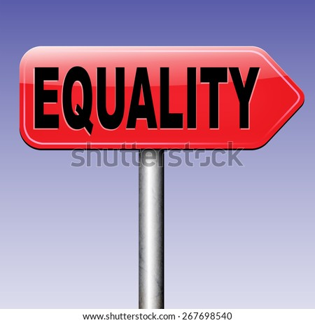 equality discrimination and rights