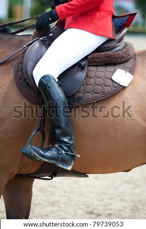 Equestrian Riding Attire