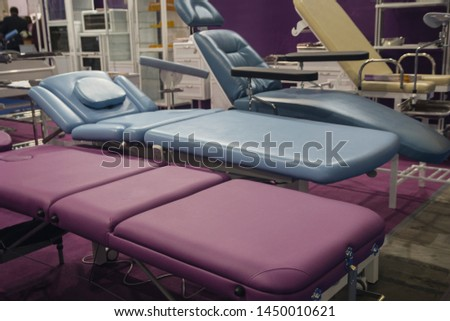 Equipment for medical clinics and beauty salons in the specialized shop