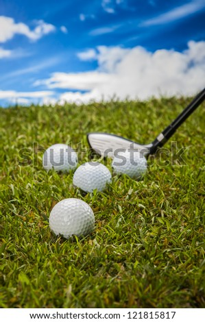 Equipment of golf game
