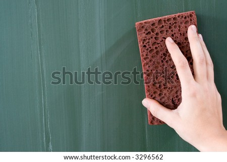 Erasing the Chalkboard