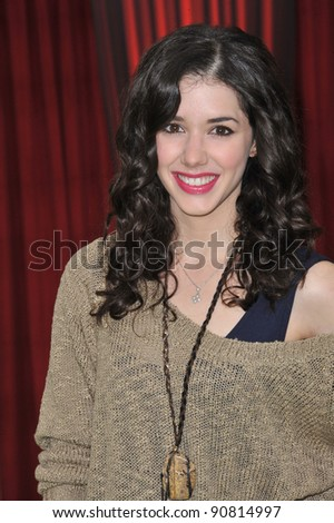 "Erica Dasher at the world premiere of ""The Muppets"" at the El Capitan Theatre, Hollywood. November 12, 2011  Los Angeles, CA Picture: Paul Smith / Featureflash"