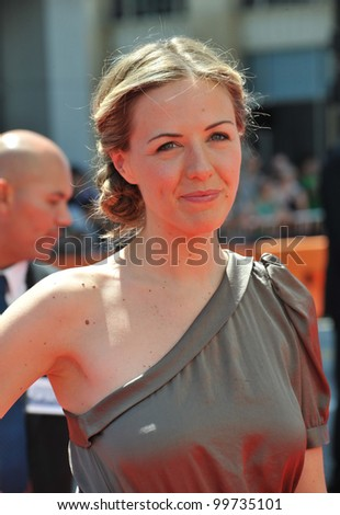 "Erin Allin O'Reilly at the world premiere of her new movie ""The Three Stooges"" at Grauman's Chinese Theatre, Hollywood. April 7, 2012  Los Angeles, CA Picture: Paul Smith / Featureflash"