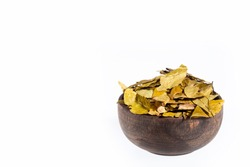 Erythroxylum coca - Dried coca leaves