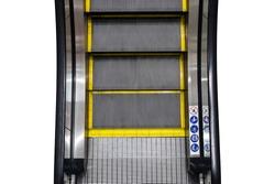 Escalator technology step up comfortable