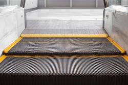 escalators stairway