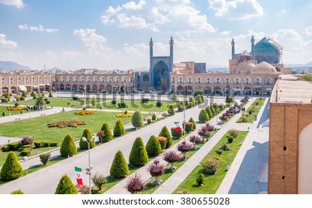 Esfahan square