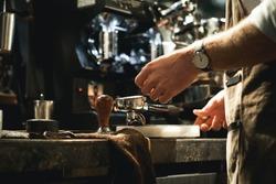 Espresso Barista Coffee Specialty Machine