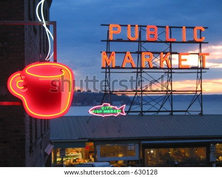 Essence of Seattle, Pike Place Market