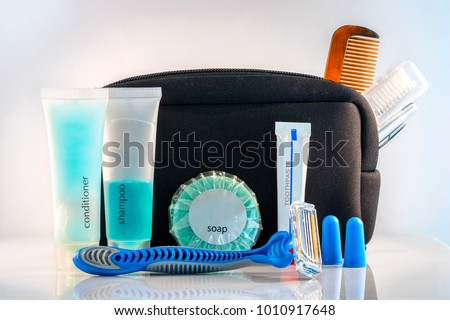 Essential travel kit