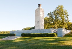 Eternal  Light Peace Memorial at Gettysburg