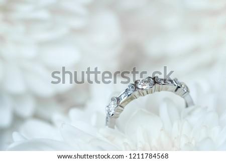 Eternity Diamond Ring #1211784568